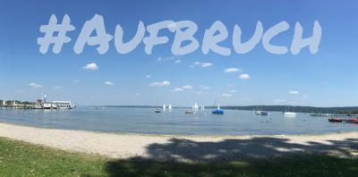 Friday Morning Motivation – #Aufbruch