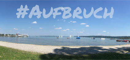 Friday Morning Motivation – #Aufbruch