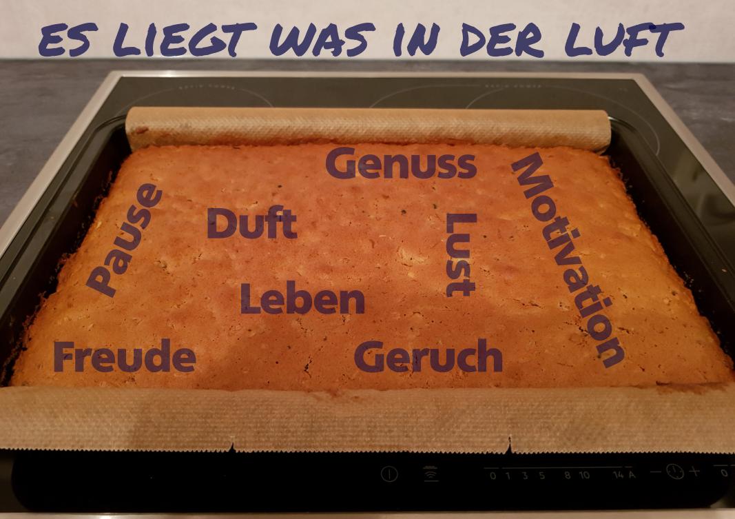 Kuchen am Welttag des Backens