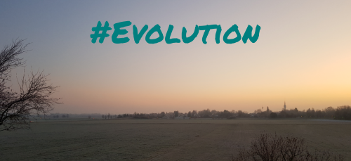Friday Morning Motivation #Evolution