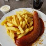 edle Currywurst