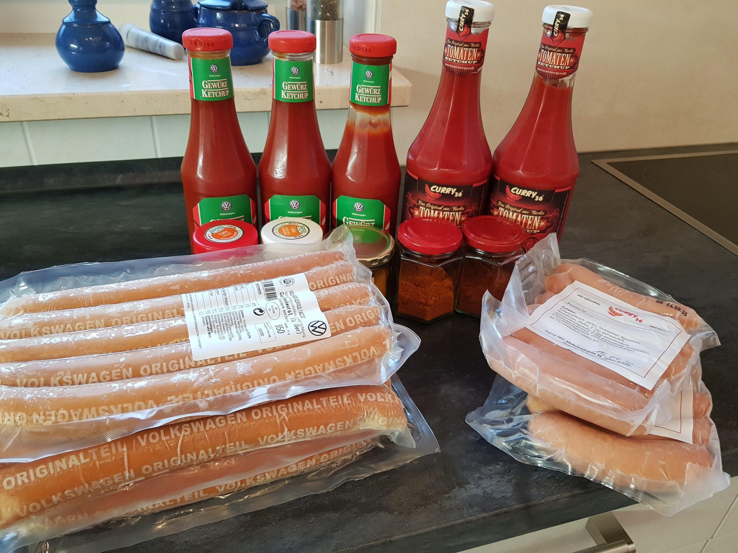 Currywurst-Battle