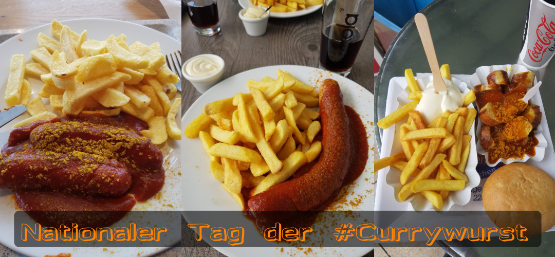 Friday Morning Motivation #Currywurst