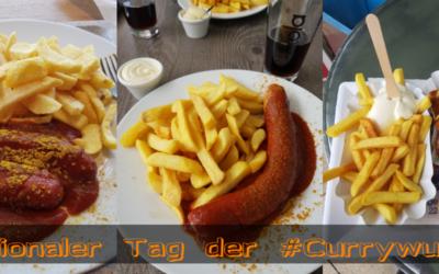 Friday Morning Motivation #Currywurst